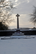 West Acre village war memorial
