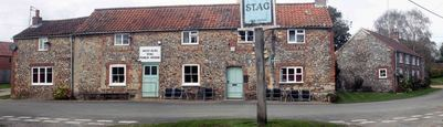 Stag pub West Acre